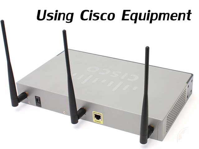 using-cisco